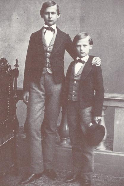 ルードヴィヒ2世とオットー