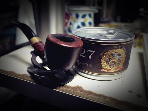 パイプと煙草