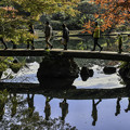 Photos: 六義園にて