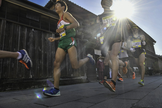 小江戸マラソン