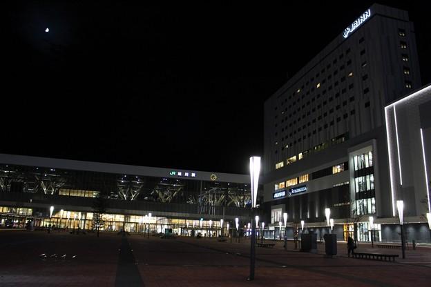 JR旭川駅にて (2)