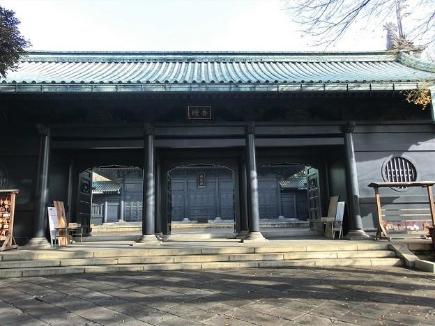 湯島聖堂 杏壇門と大成殿