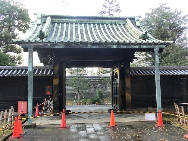 湯島聖堂 入徳門(大成殿側から)