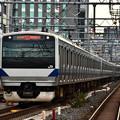 写真: 常磐線E531系