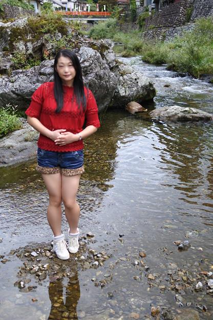 play at river