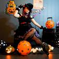写真: Happy Halloween