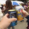 Photos: パレード前の乾杯