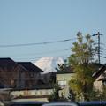Photos: kontenten興業から見える富士山