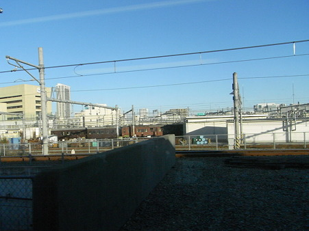E231系湘南新宿ライングリーン車1Fの車窓12
