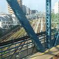 江ノ島線の車窓5(藤沢界隈)