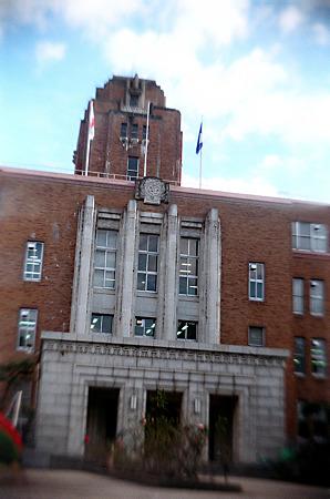 水戸三の丸旧県庁舎