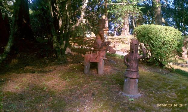宮崎平和台公園「はにわ園」