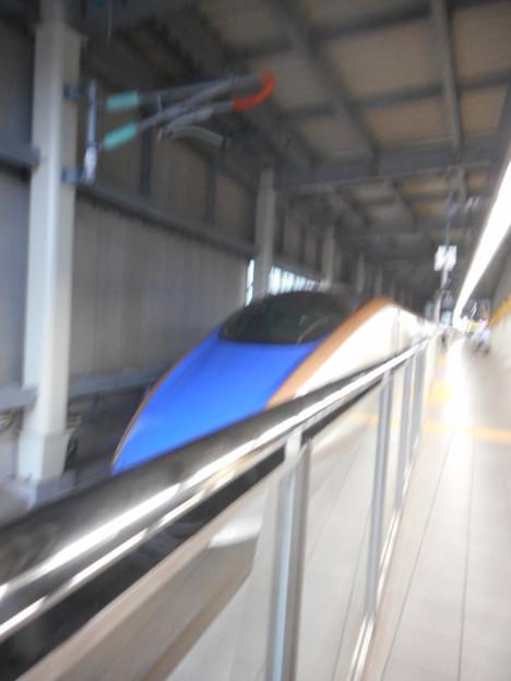 W7系W4編成(12両編成)金沢始発はくたか570号東京行き