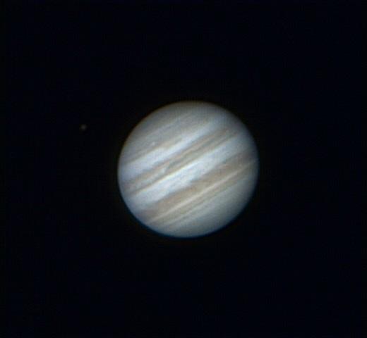 2017BESTの木星