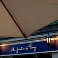 写真: 1904_灯りともるカフェ
