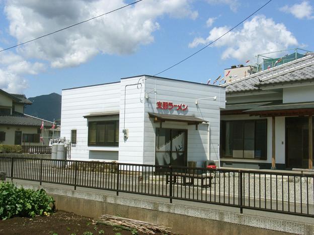 20090515支那ラーメン 桂山(上野原市)