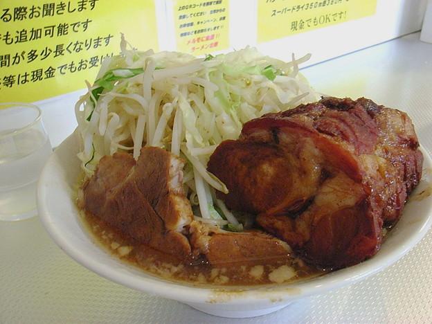 20090613ラーメン北郎(横浜市都筑区)