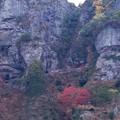写真: 青の洞門(8)