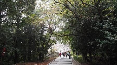 松山城へ1