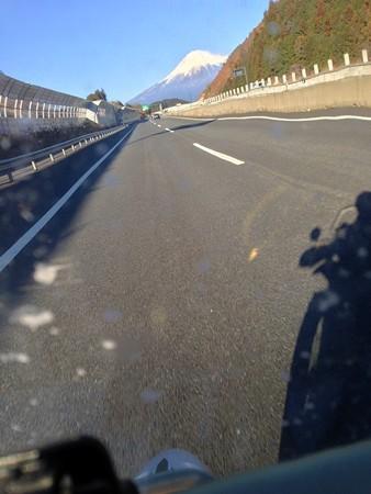 新東名 富士山