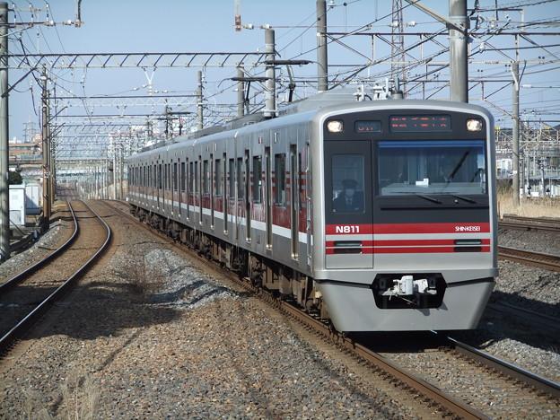 新京成線N800形 N818F