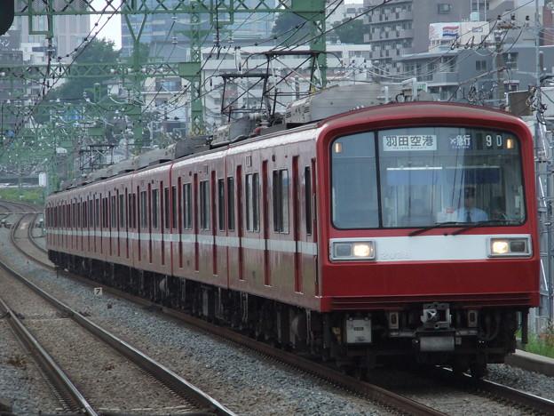 写真: 京急線2000形 2031F