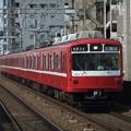 写真: 京急線800形 821F
