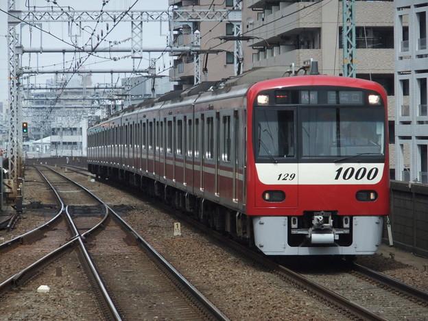 写真: 京急線新1000形 1129F