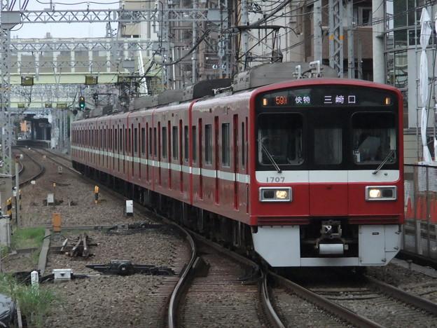京急線1500形 1707F