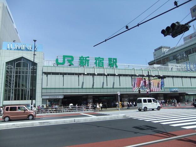 Photos: 新宿駅 南口