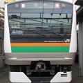 写真: E233系3000番台 E-63編成