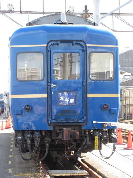 24系客車 オハネフ25-14【北斗星】