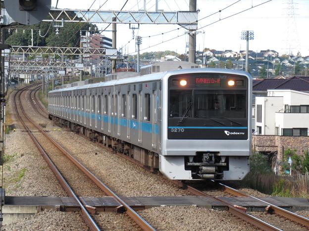小田急多摩線3000形 3270F