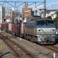 Photos: EF66 120+コキ