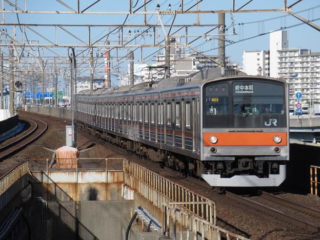 武蔵野線205系5000番台 M23編成