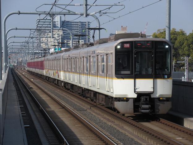 近鉄奈良線9020系 9038F+9028F+1028F