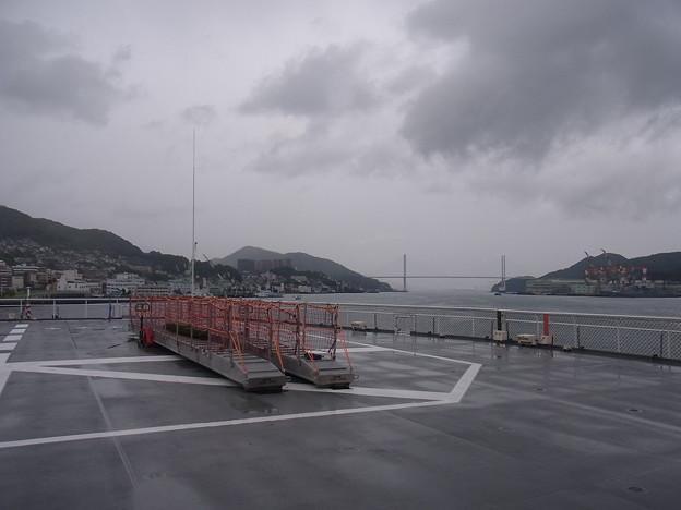20170916 しらせ長崎入港28