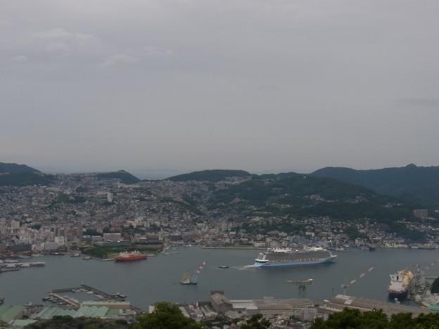 写真: 20170916 しらせ長崎入港47
