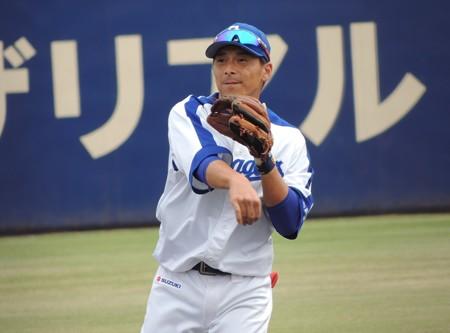 岩崎達郎選手。