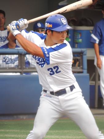 石垣雅海選手。
