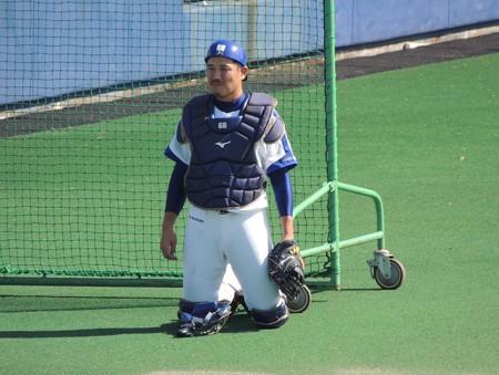 赤田龍一郎選手。