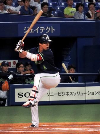 山田哲人選手。