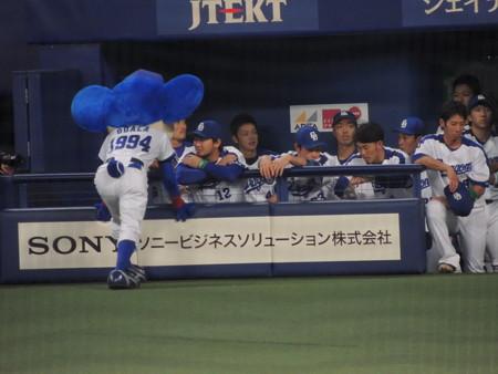 4/4(火) ナゴド開幕戦は広島戦 オープニングセレモニーとか 昌さん始球式とか ドンドン勝丼とか。