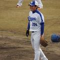 山本雅士選手。
