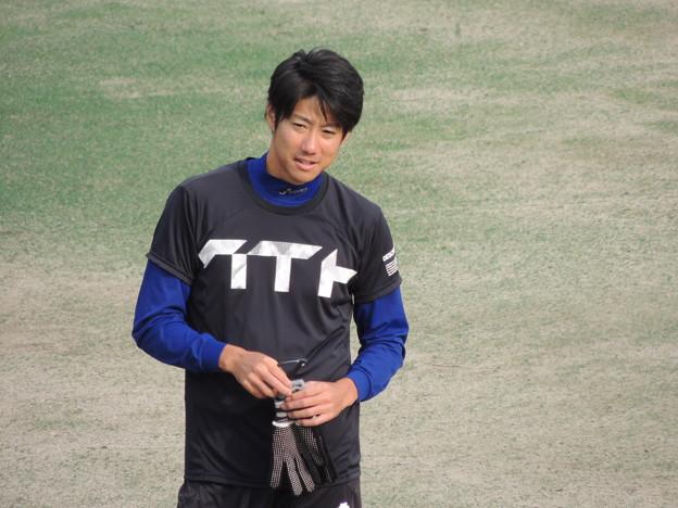 伊藤準規選手。