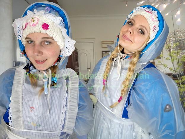 Photos: maids slirrizulma and ayrana 68347203