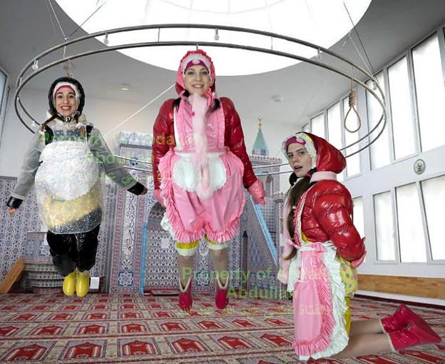 maids aljurumaki fahischezulma and pimplemaid in Orient 9021577335