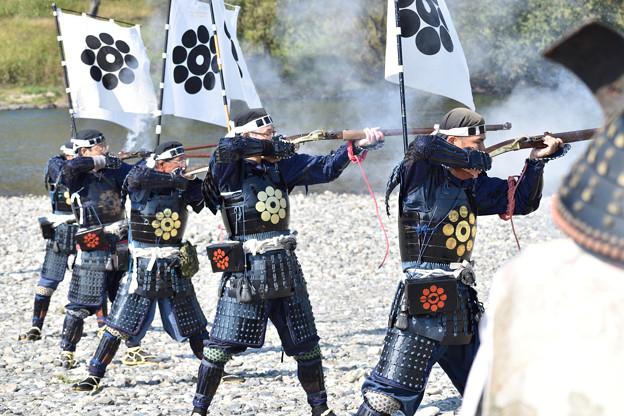岩国藩鉄砲隊 2