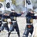 写真: 岩国藩鉄砲隊 2