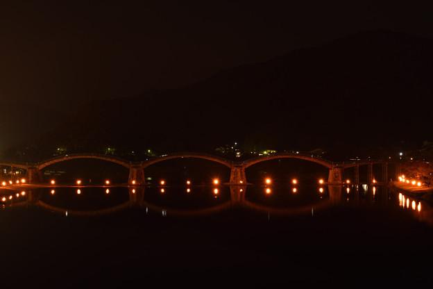 錦城橋より